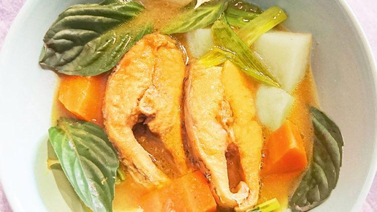 Balinese Yellow Fish Stew