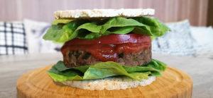 Gluten-Free Hamburger
