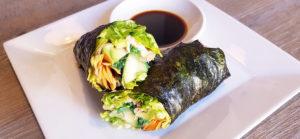 Salad Seaweed Roll