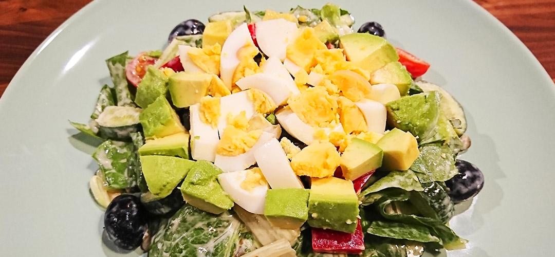 avocadoeggsalad