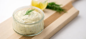 Yogurt-Based Tartar Sauce