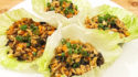 Chinese Lettuce Wraps